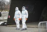 Raport COVID-19 - czwartek, 29.04: 8427 nowych przypadków zakażeń w Polsce, 541 zgonów