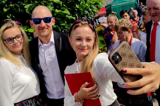Wolbórz, dożynki gminno-parafialne 2020