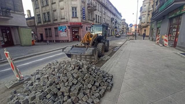 Rozpoczyna się kolejny etap remontu ulicy Śródmiejskiej w Kaliszu