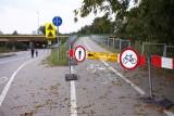 Warszawa. Most Siekierkowski w modernizacji. Remont nie zakończy się na czas, prace znacznie się przedłużą