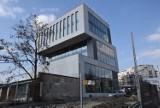 3QUBES przy Ściegiennego. To najmłodszy i jeden z najmniejszych nowych biurowców w Katowicach. Powstał obok SCC