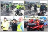Tak było na rajdzie rowerowym z prezydentem Włocławka - rekordowa liczba rowerzystów [zdjęcia]
