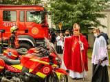 Ochotnicza Straż Pożarna w Marzeninie ma 110 lat. Samochód i motocykle w prezencie ZDJĘCIA