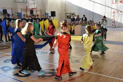Września: Sala gimnastyczna przy SP 2 oficjalnie otwarta