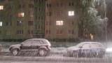 Polarnomorskie powietrze nadciąga nad Wałbrzych i Świdnicę z prędkością 50 km/godz. Na Dolnym Śląsku będzie padał śnieg!