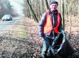 Rybnik: Leśnicy sprzątają już lasy