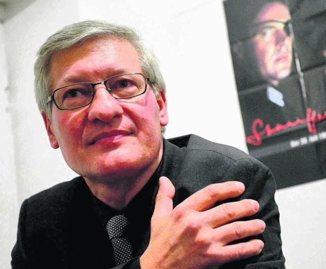 Prof. Andrzej Gąsiorowski