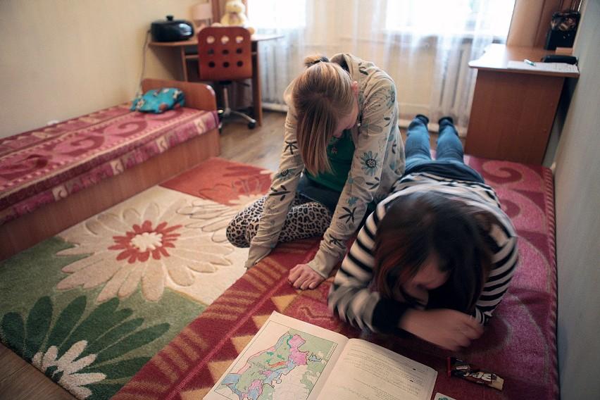 W 5 pokojach mieszka 10 podopiecznych domu dziecka
