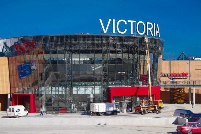 Galeria Victoria ma w sumie 75 tysięcy mkw. powierzchni