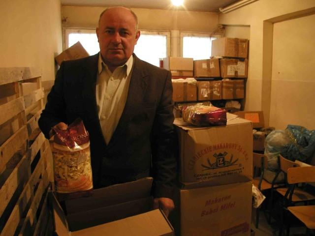 Andrzej Bednarz zachęca do skorzystania z pomocy