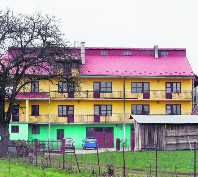 W tym domu Irena B. przez 15 lat mieszkała z mężem, jego bratem Kazimierzem i teściową Emilią
