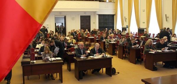 Rada Miejska w Łodzi