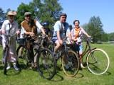 Zlot miłośników zabytkowych rowerów [ZDJĘCIA]