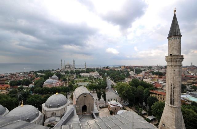 Turcja cieszy się niesłabnącym zainteresowaniem  wśród polskich turystów