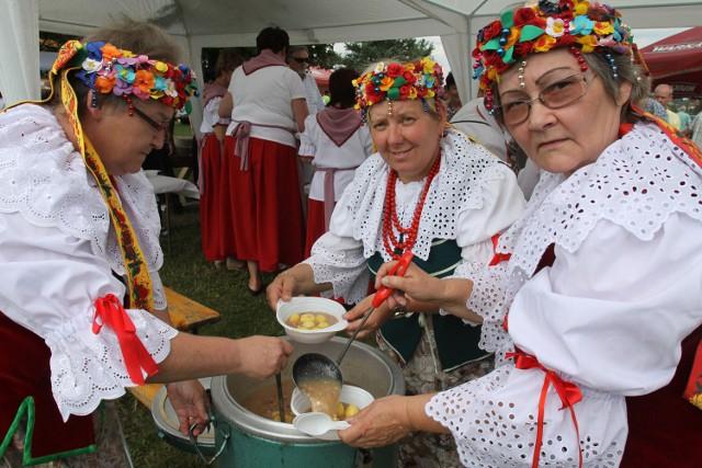 Święto żuru w Stanicy koło Pilchowic