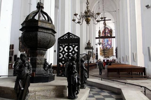 30 biskupów i 40 kapłanów z całej Europy odprawi mszę św. w bazylice Mariackiej