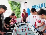 Turniej w piłkarzyki: W finałowym meczu Zbyszko nie dał szans rywalom