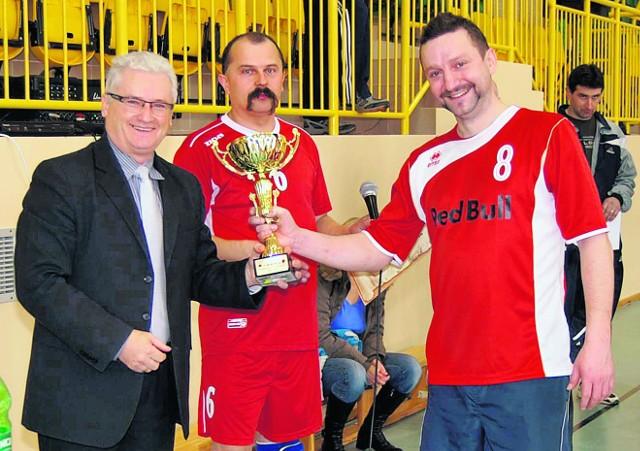 Najlepszymi siatkarzami okazali się zawodnicy z Czchowa