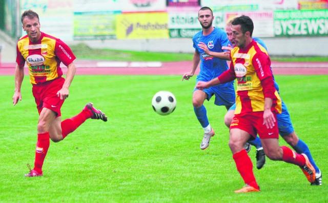 Spośród pomorskich drużyn występujących w II lidze Chojniczanka najlepiej rozpoczęła sezon 2011/2012