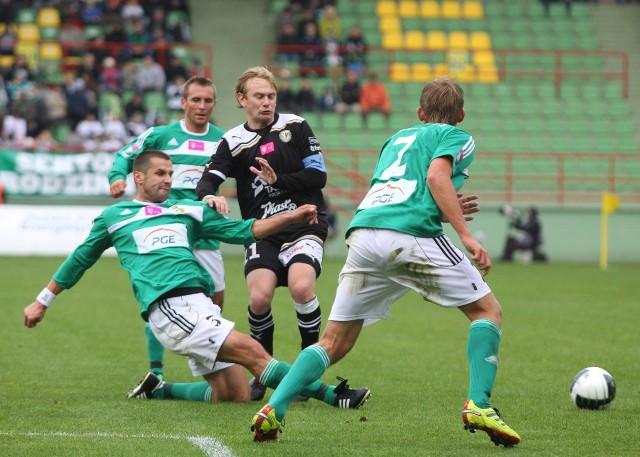 GKS Bełchatów - Śląsk Wrocław 3:0