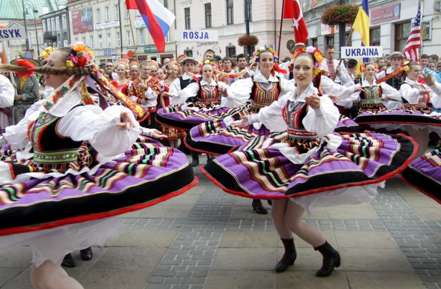 Międzynarodowe Spotkania Folklorystyczne: Zapamiętajmy  jedynie to, co piękne
