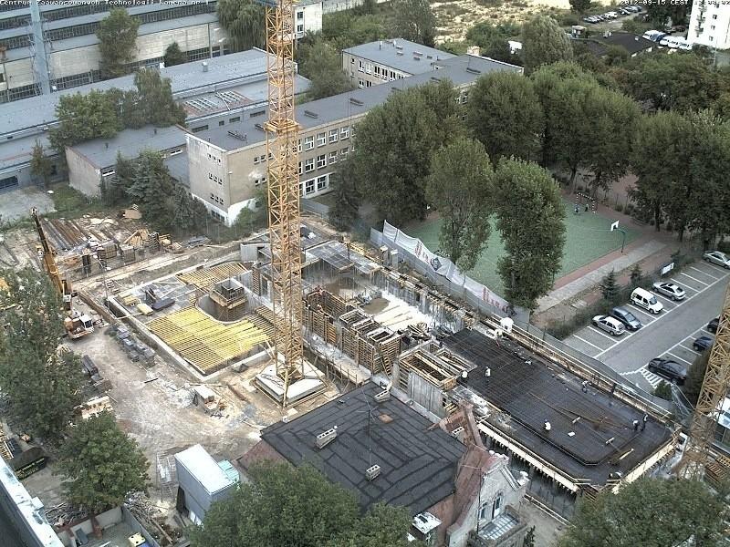 Poznań: Nobel Tower na Jeżycach - wieżowiec nauki i biznesu [WIZUALIZACJA, ZDJĘCIA]