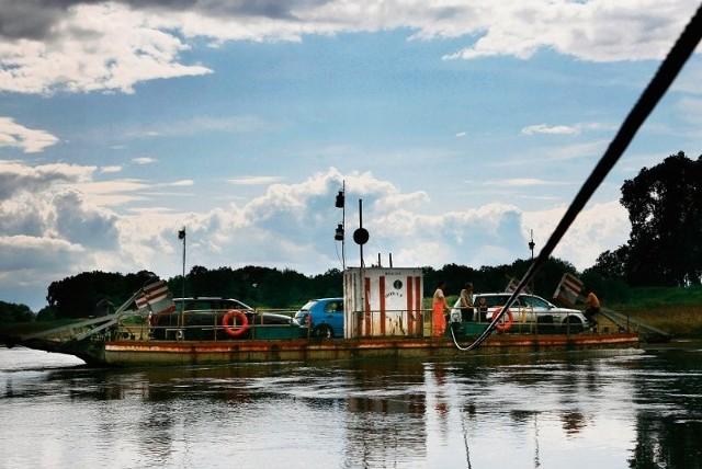 Prom na Odrze, który teraz zastępuje most z Brzegu do Głoski, za dwa lata może zniknąć