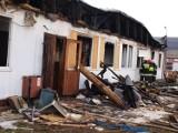 Pożar na terenie aeroklubu w Pruszczu Gdańskim ugaszony