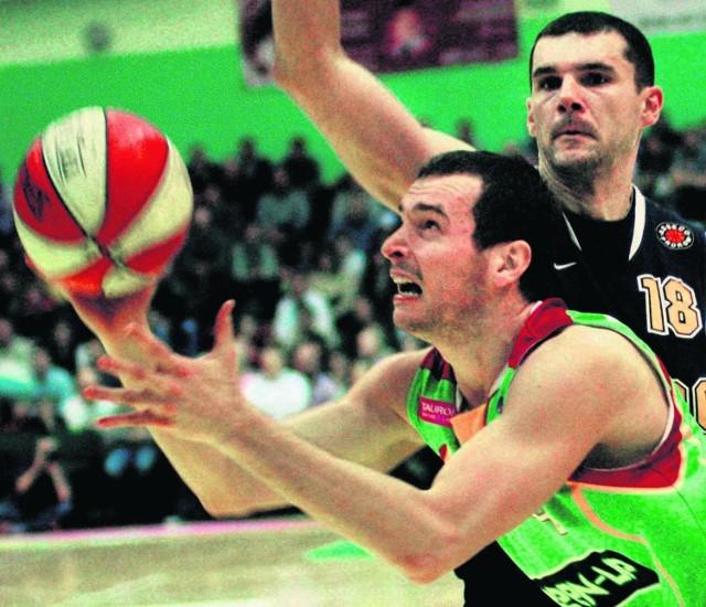 Uros Mirković miał dobry start w drugiej kwarcie, ale potem spisywał się już słabo