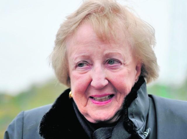 Lucille Eichengreen mieszkała w łódzkim getcie