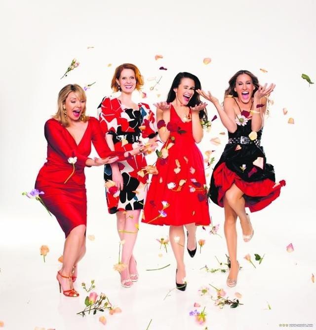 Samanthę Jones, Mirandę Hobbes, Charlotte York i Carrie Bradshaw zobaczymy na wielkim ekranie już 20 czerwca