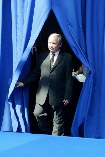 Tym razem Kaczyński nie zapomniał też o swym najtwardszym elektoracie