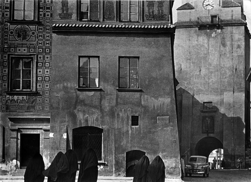 Wystawa w TNN: Lublin na zdjęciach Geralda Howsona z 1959 r.