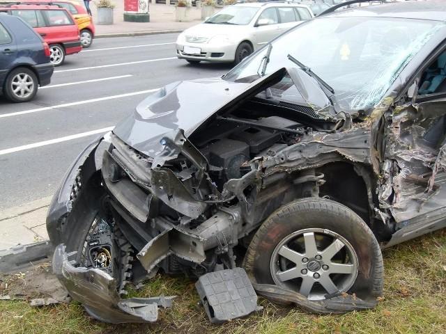 W Łodzi codziennie dochodzi do kilku wypadków