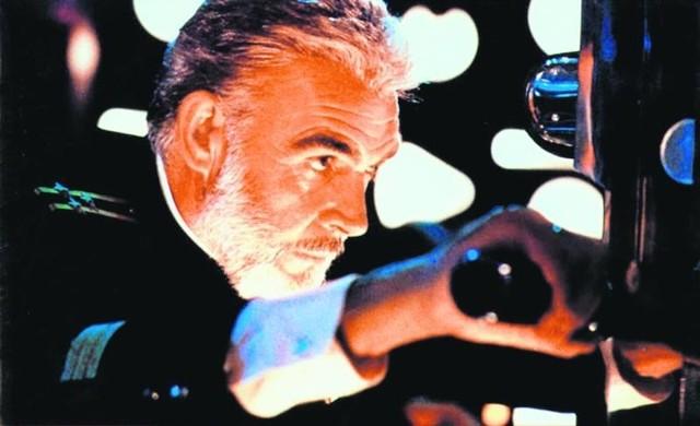 """Wzorzec gatunku: Sean Connery w """"Polowaniu na Czerwony Październik"""" wg Clancy'ego"""
