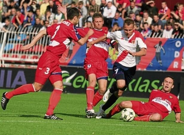Ekipa Odry o utrzymanie walczyła do ostatniej kolejki rozgrywek