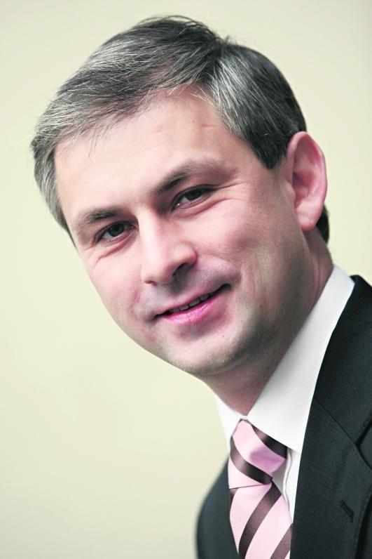Grzegorz Napieralski firmuje nowe pomysły SLD