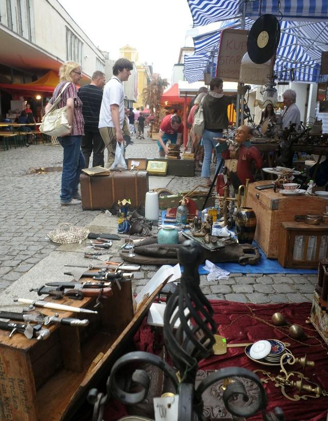 W tym roku poznański Jarmark Świętojański odbędzie się nie na Starym Rynku, lecz w korycie Warty na Chwaliszewie