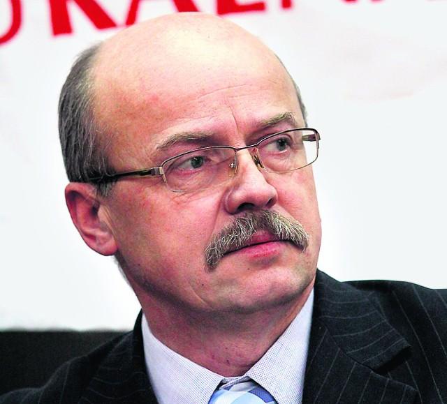 Sławomir Bracław, prezes SPR Lublin, podał się do dymisji