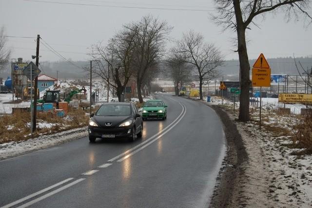 Za dwa miesiące kierowcy jadący do i z autostrady A1 w Stanisławiu napotkają na objazd