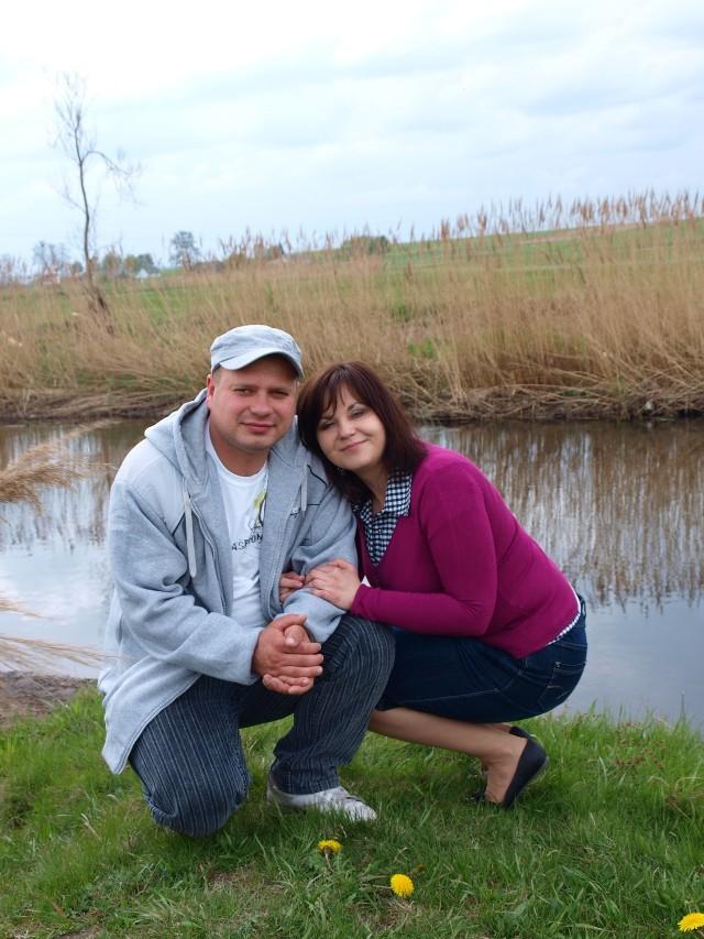 Monika Bartosiewicz i Paweł Skarżycki
