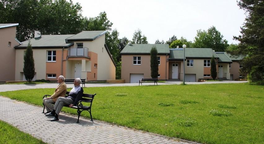 Domki w Lisówkach czekają na seniorów