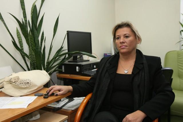 Pani Jolanta Zielińska zamierza skierować sprawę do sądu