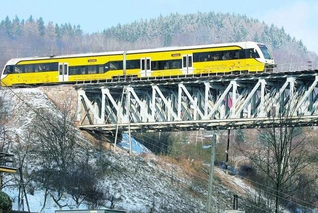Trasa z Jedliny-Zdroju do Wrocławia jest jedną z najbardziej malowniczych w Europie