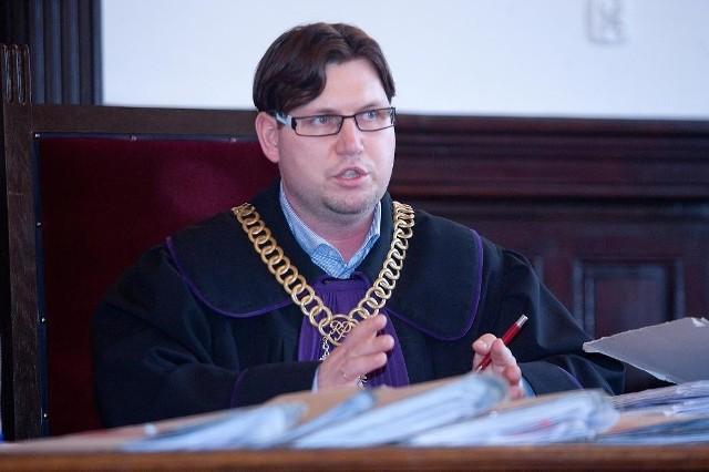 Sąd skazał Arkadiusza D. na trzy i pół roku więzienia