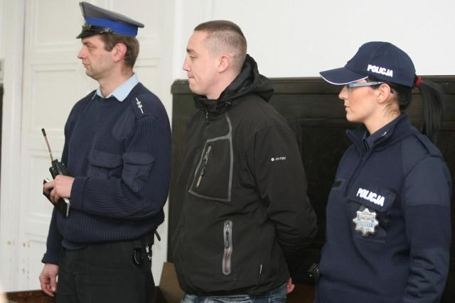 Na dożywocie skazał łódzki sąd Michała S. Mężczyzna brutalnie zamordował pracownicę firmy pożyczkowej.