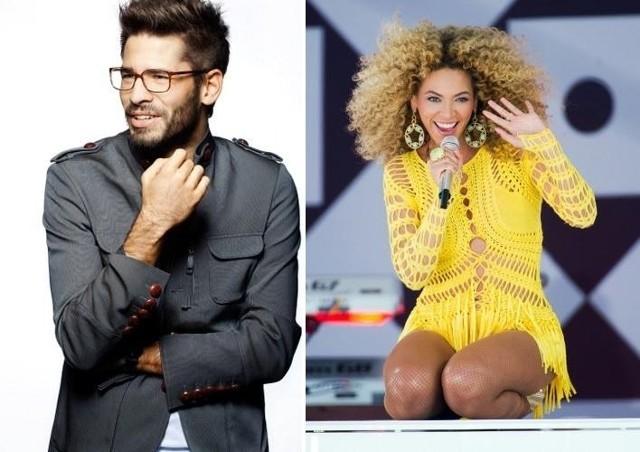 Radzimir Dębski i Beyonce.