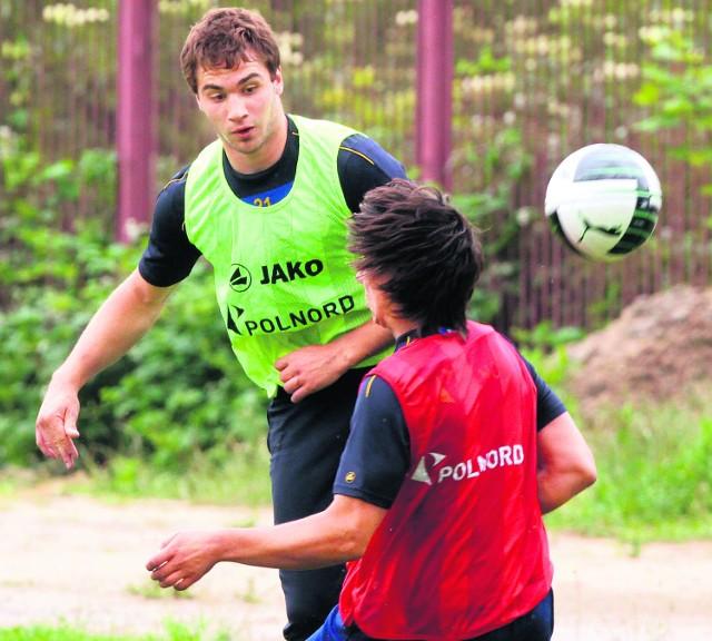 Gdyńska Arka sprawdza wielu nowych piłkarzy