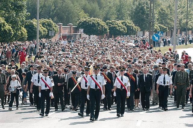 Marsz Pamięci podczas 60-tej rocznicy likwidacji łódzkiego getta.