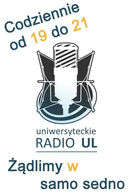 Radio Uniwersytetu Łódzkiego nadaje w internecie.